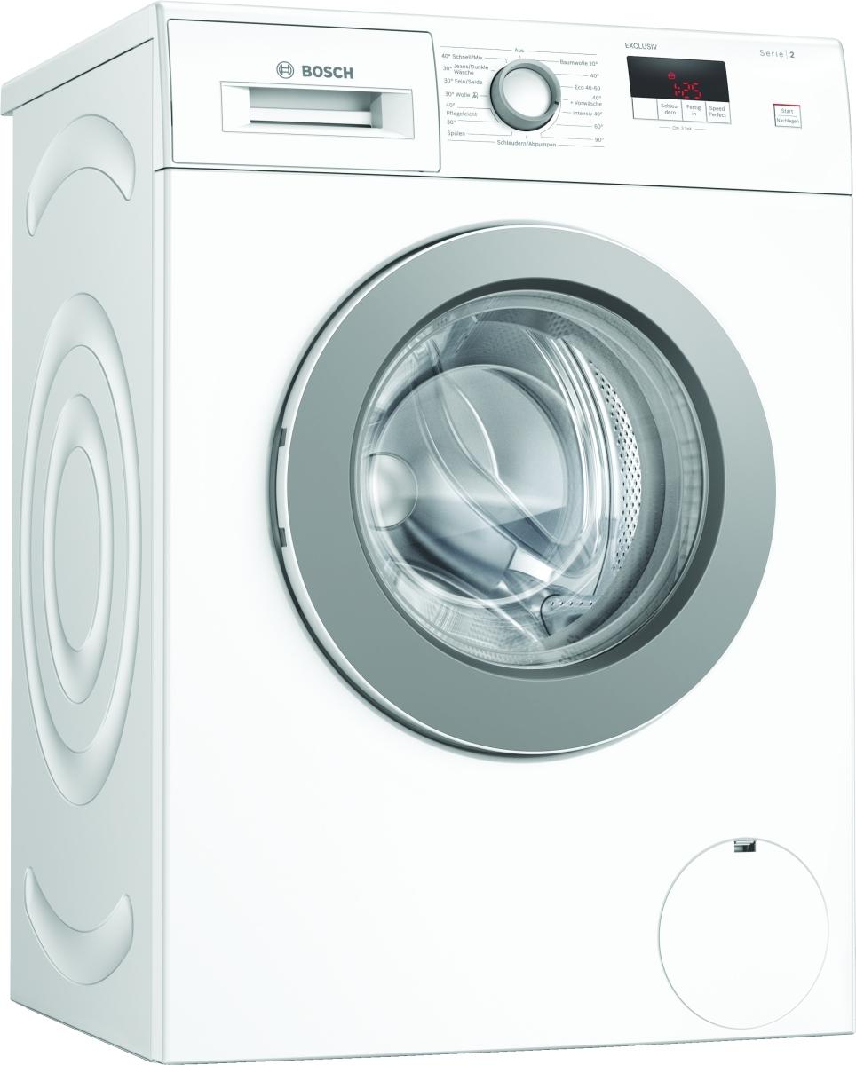 Bosch WAJ28082 EXCLUSIV (MK) Waschmaschine 7 kg Nachlegefunktion1400 U/MinTouchControl