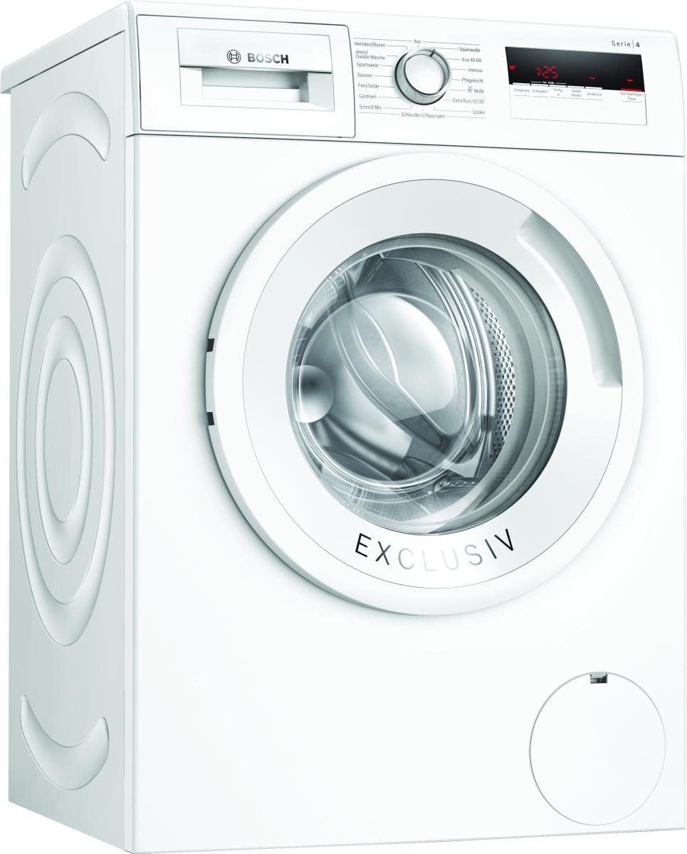 Bosch WAN28180 EXCLUSIV (MK) Waschmaschine 7 kg Nachlegefunktion 1400 U/min