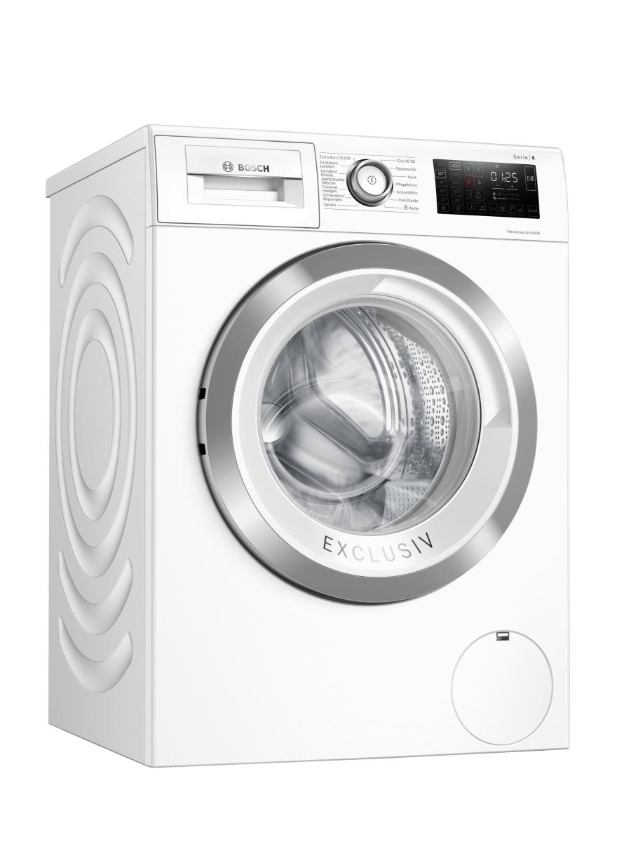 Bosch WAU28R90 EXCLUSIV (MK) Waschmaschine 9 kgLED-DisplayNachlegefunktion1400 U/min