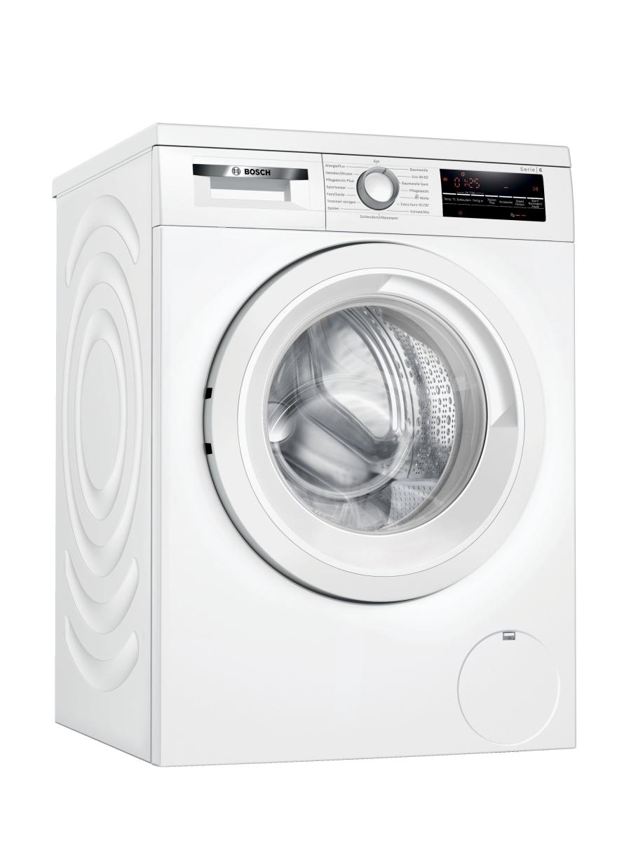 Bosch WUU28T20 Waschmaschine 8 kgLED-DisplayNachlegefunktion1400 U/min