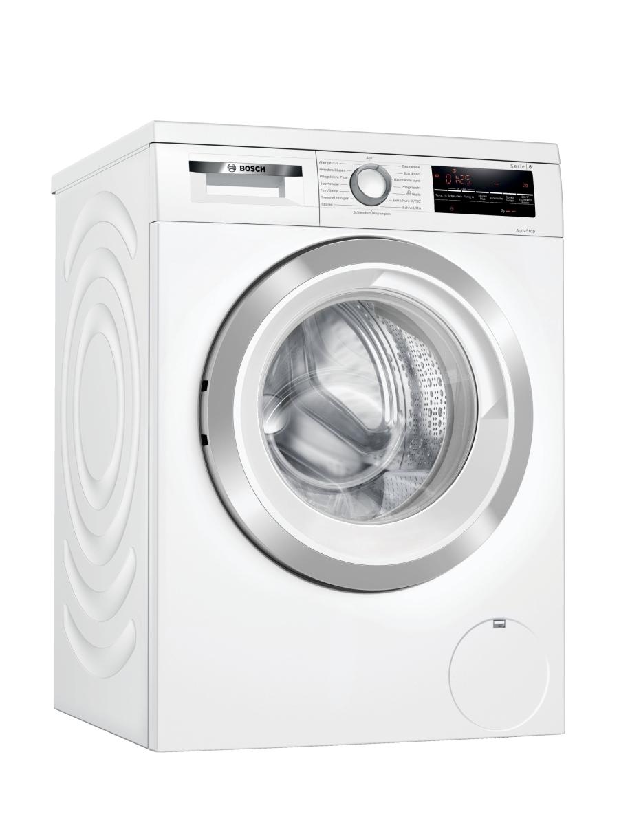 Bosch WUU28T40 Waschmaschine 8 kgLED-DisplaySpeedPerfect1400 U/min
