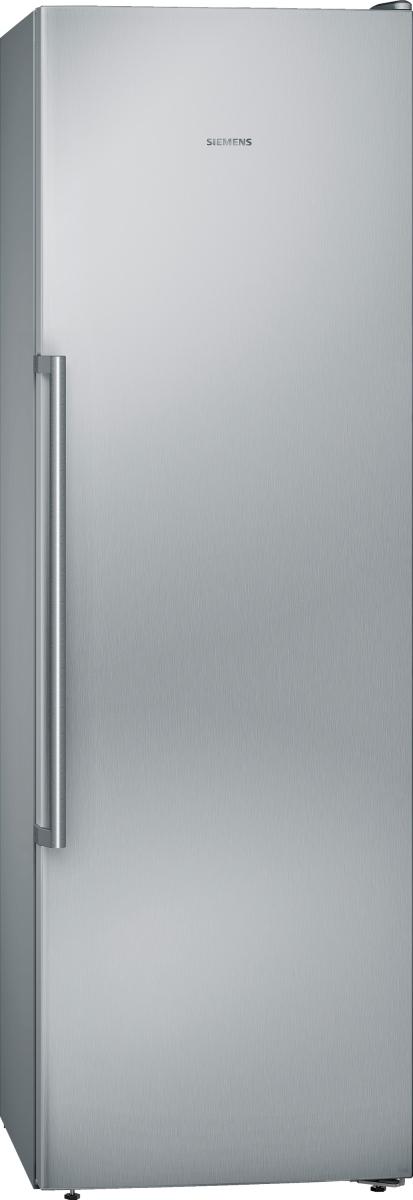 Siemens GS36NAIEP Stand Gefrierschrank Edelstahl AntiFingerprint noFrost iceTwister LED freshSense