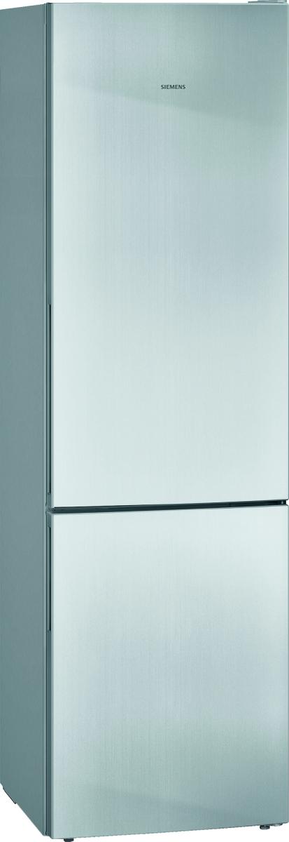 Siemens KG39V2LEA Stand Kühl-Gefrier-Kombi Edelstahl-Optik hyperFresh LED VarioZone