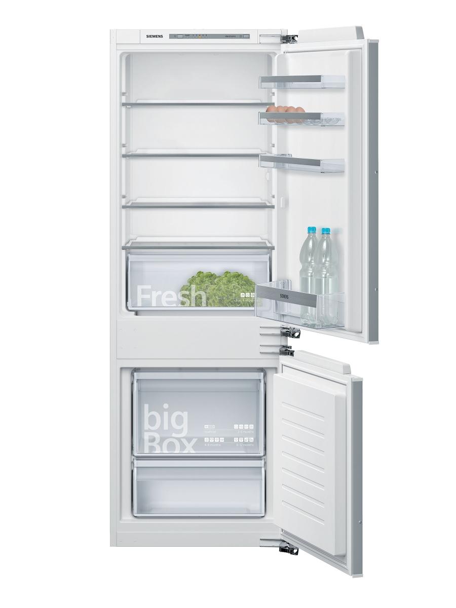 Siemens KI77VVFF0 Einbau Kühl-Gefrier-Kombi 158 cm Nische LowFrost LED FreshSense
