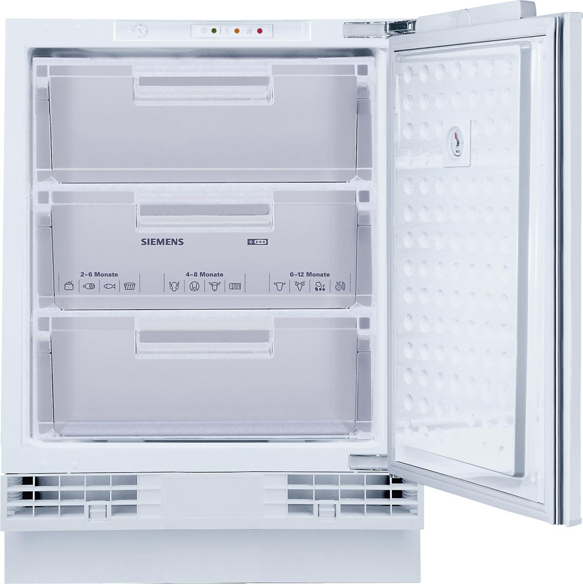 Siemens GU15DADF0 Unterbau GefrierschrankFlachscharnier