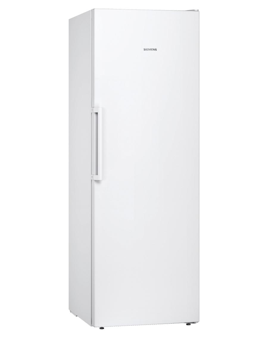 Siemens GS33NVWEP Stand Gefrierschrank weiß 176cm hochNutzinhalt 225Ltr. NoFrost VarioZone