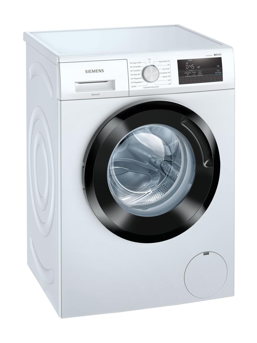 Siemens WM14N0K4 Waschmaschine 7 kgNachlegefunktion1400 U/min