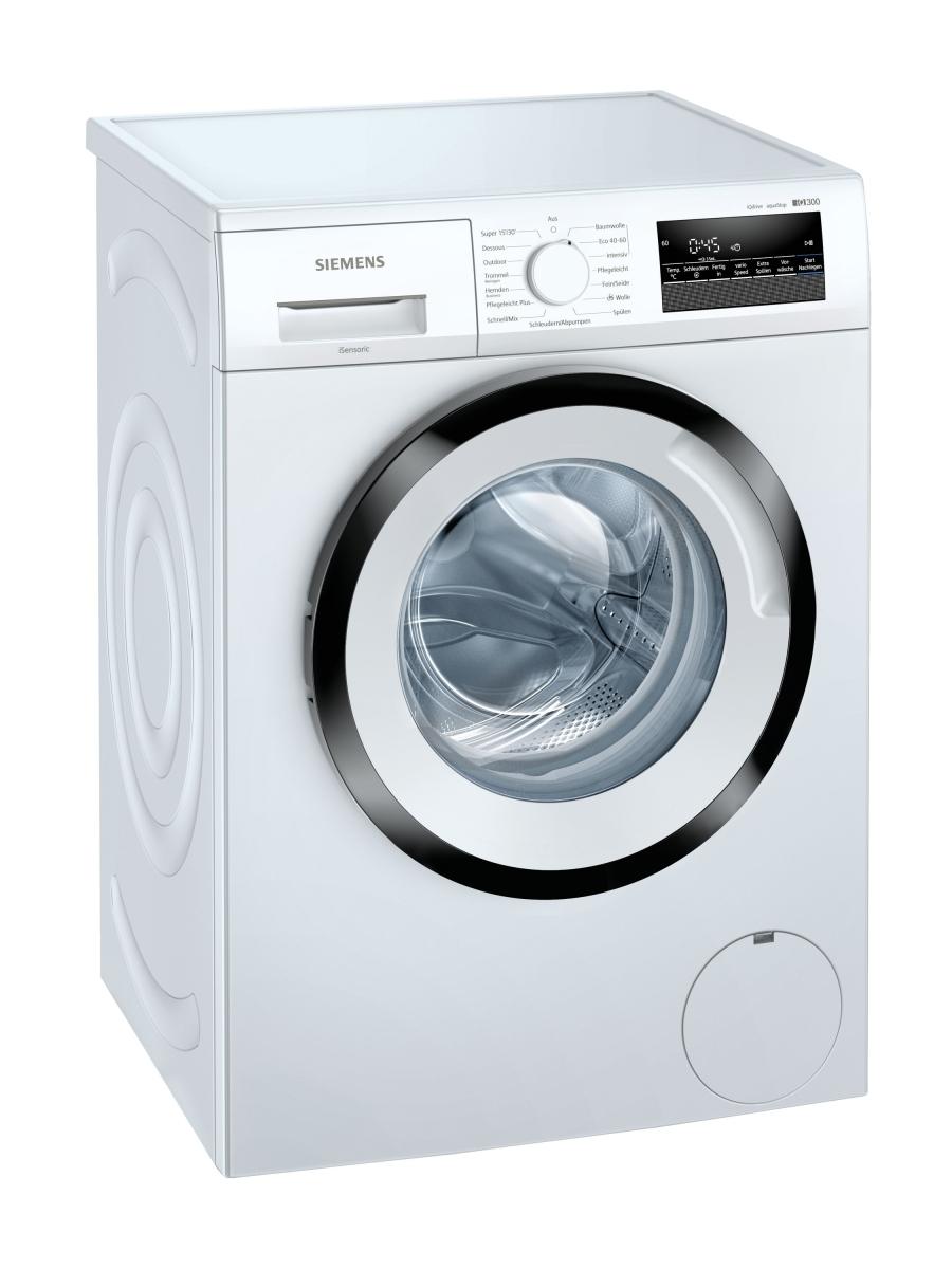 Siemens WM14N242 Waschmaschine7 kgNachlegefunktion1400 U/min
