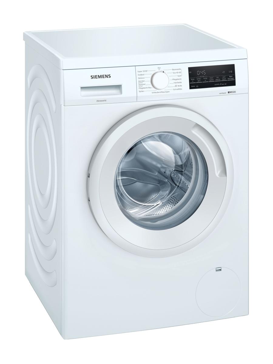 Siemens WU14UT20 Waschmaschine 8 kgLED-Display Nachlegefunktion1400 U/min