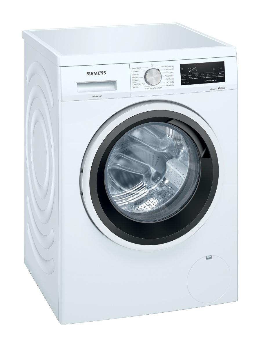 Siemens WU14UT40 Waschmaschine 8 kg LED-Display touchControl 1400 U/min