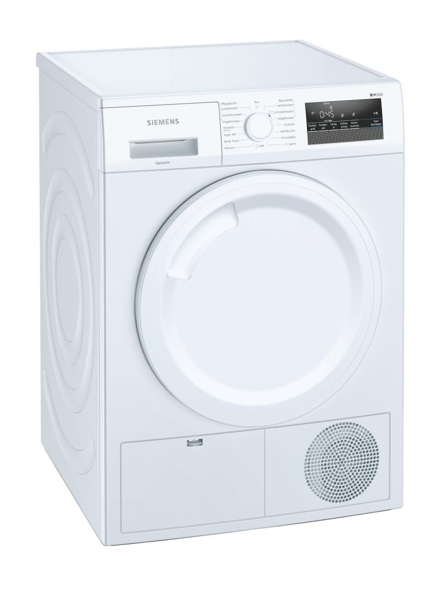 Siemens WT43HV00 Wärmepumpentrockner 7 kgLED-DisplayautoDrysoftDryEEK: A++