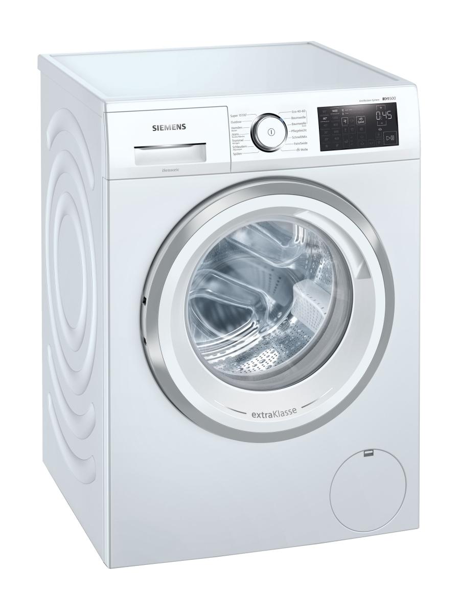 Siemens WM14UR90 extraKLASSE (MK) Waschmaschine 9 kg DirectSelect LED-Display1400 U/min