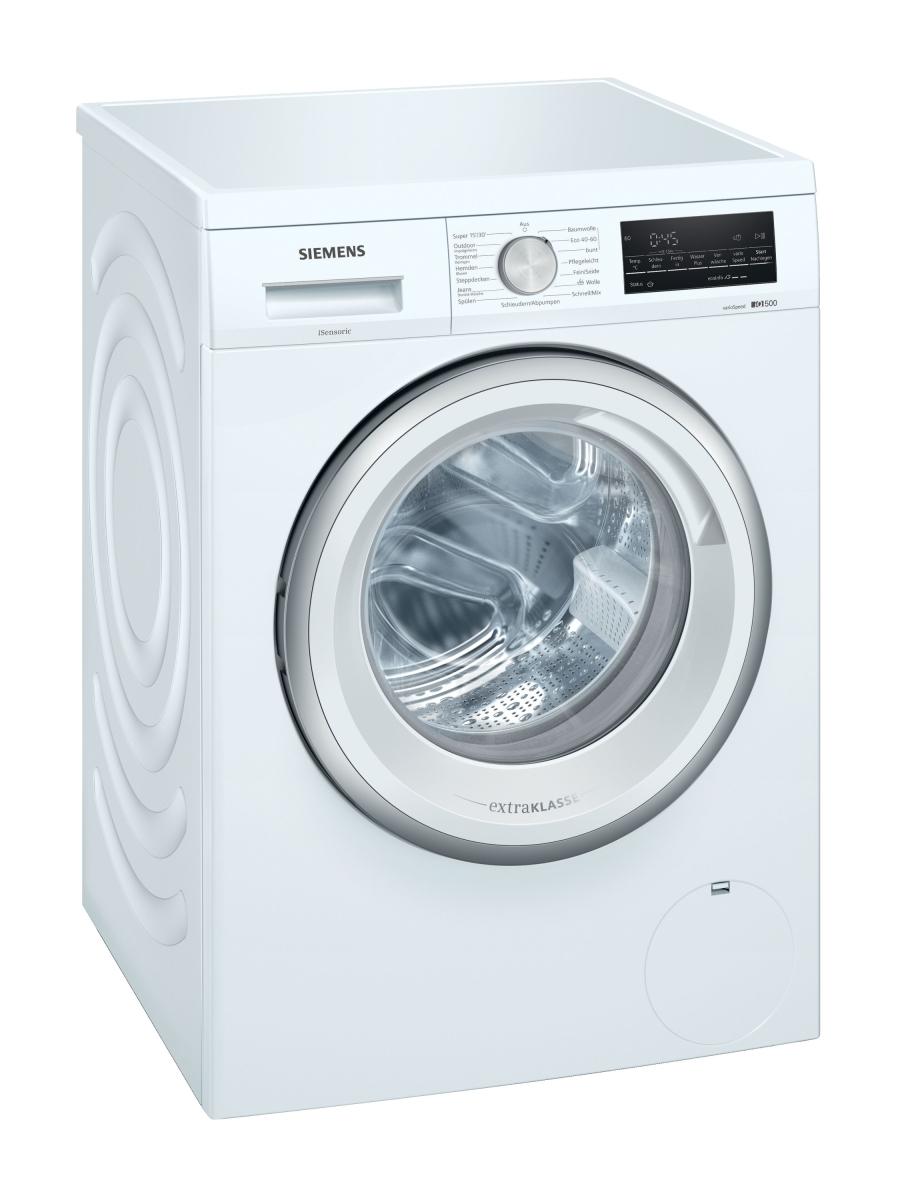 Siemens WU14UT90 extraKLASSE (MK) Waschmaschine 9 kgLED-Display touchControl 1400 U/min