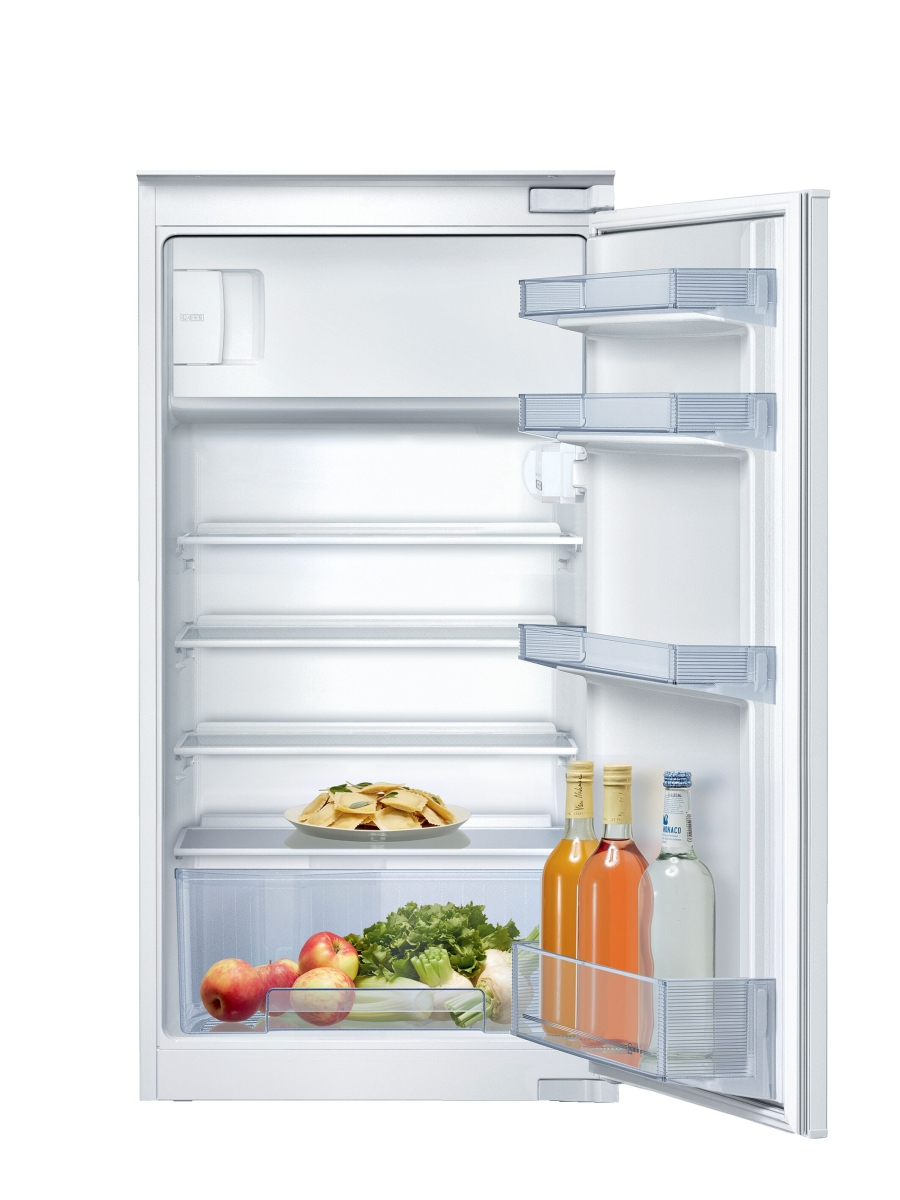 Neff K1535XSF0 Einbau Kühlschrank mit Gefrierfach 103 cm Nische SchleppscharnierLED