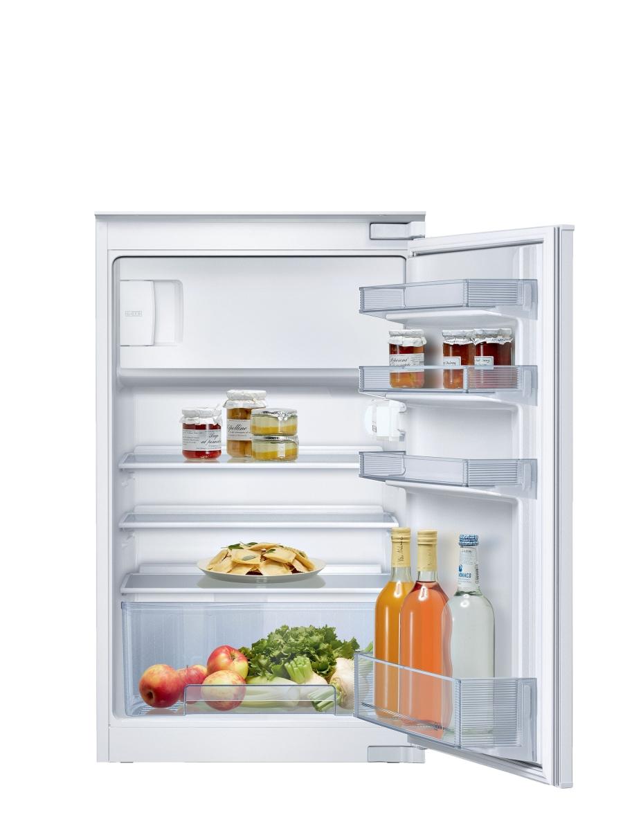 Neff K1524XSF0 Einbau Kühlschrank mit Gefrierfach 88 cm NischeLEDTouchControl