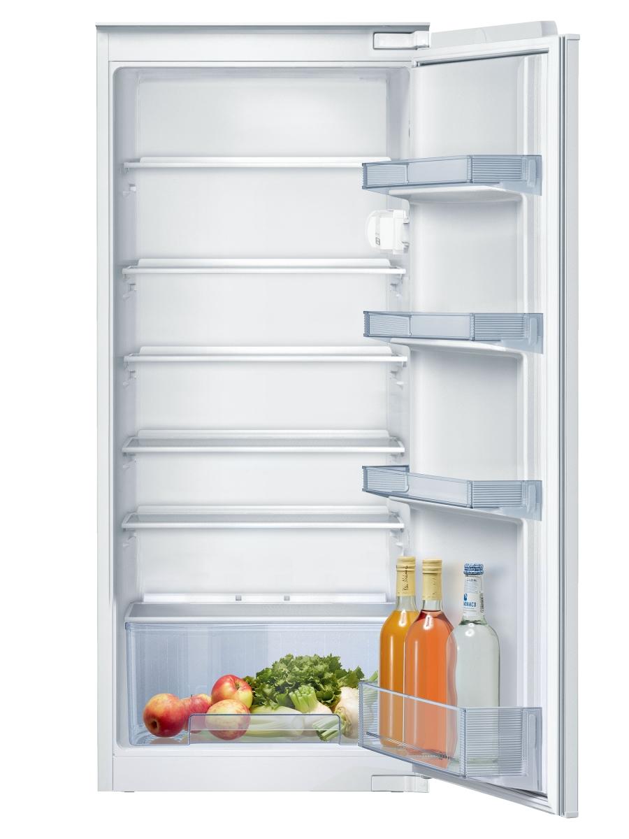 Neff K1544XSF0 Einbau Kühlschrank 123 cm Nische SchleppscharnierLED