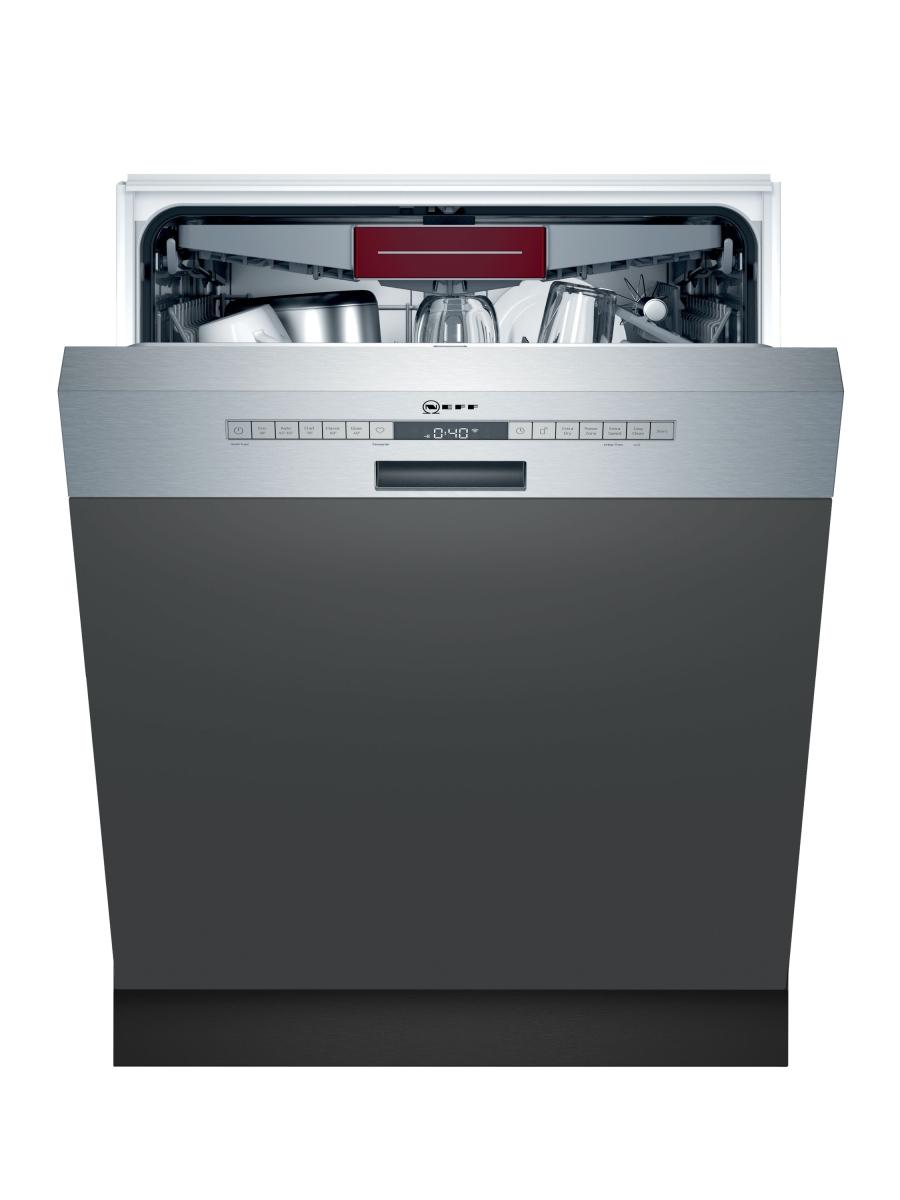 Neff S145HCS29E Geschirrspüler integrierbar 60 cm HomeConnectEasyClean