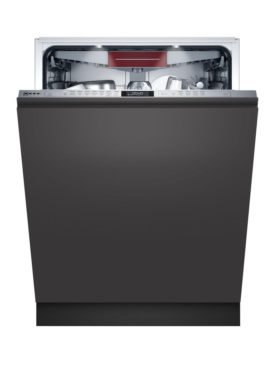 Neff S257ECX21EXXL Geschirrspüler vollintegrierbar 60 cm EmotionLight HomeConnect TimeLight