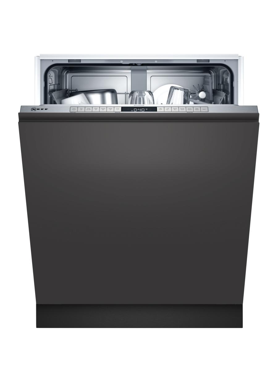 Neff S155HTX15E Geschirrspüler vollintegrierbar 60 cm N50 HomeConnectinfoLight 46dB EEK:E
