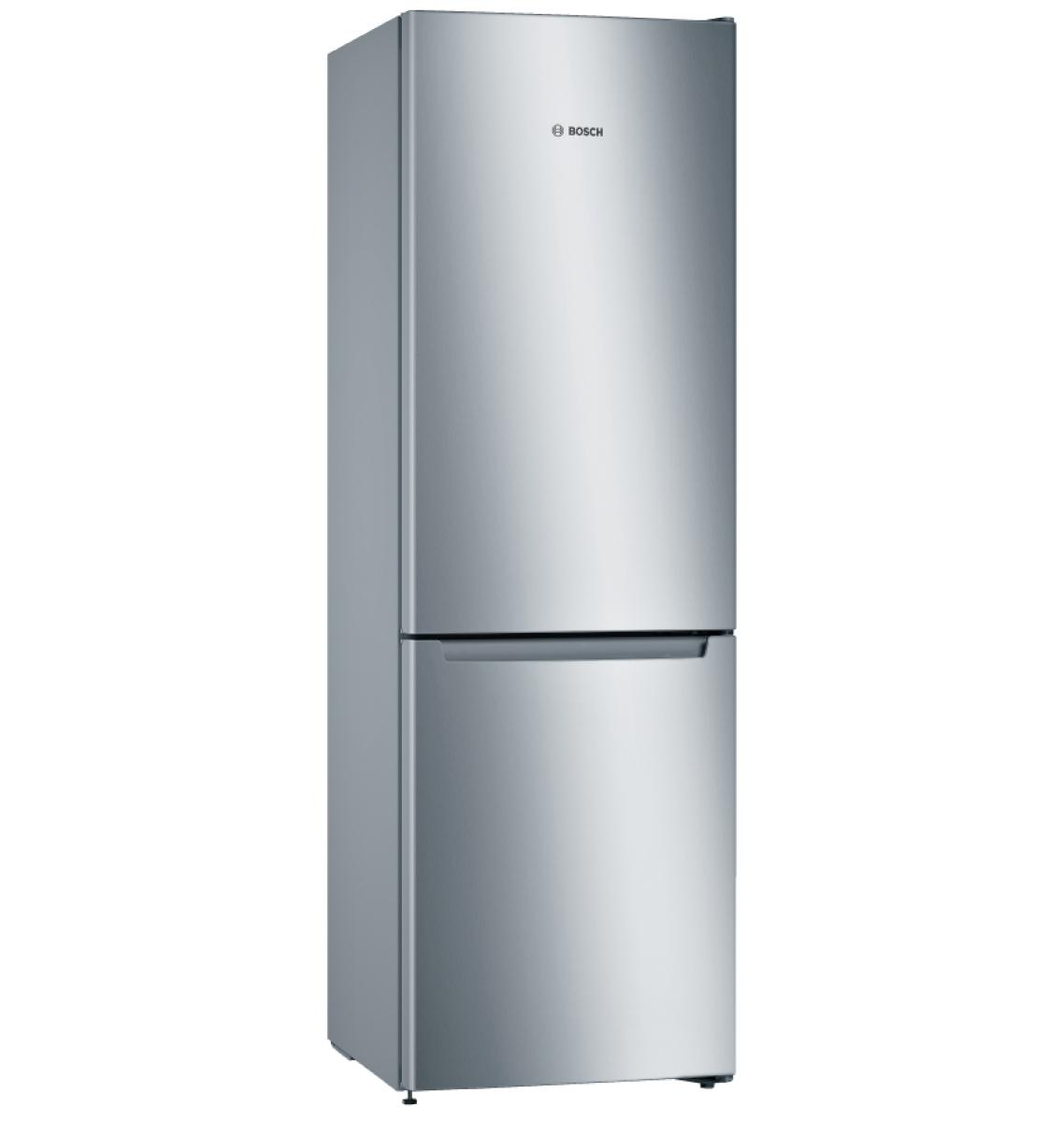Bosch KGN36NLEA Stand Kühl-Gefrier-KombiNoFrostLEDEdelstahl-Optik