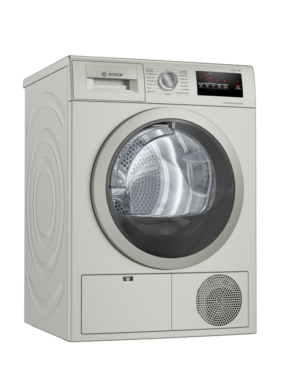 Bosch WTH85VX0 Wärmepumpentrockner 8 kgLED-DisplayAutoDryEasyCleanFilterEEK: A++
