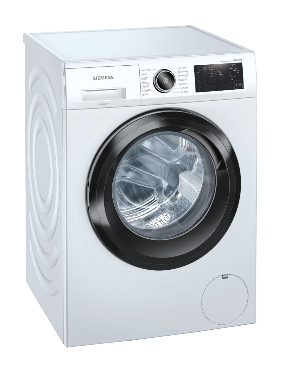 Siemens WM14URFCB Waschmaschine 9 kg1400 U/min