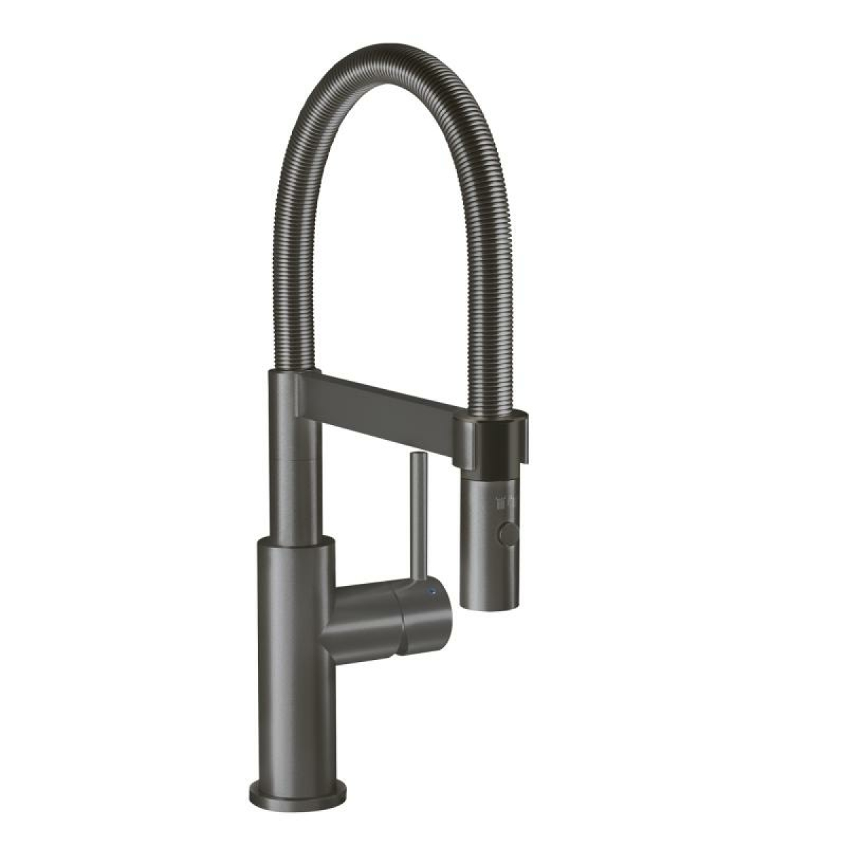 Villeroy & Boch 92730005 Steel Expert Compact Anthracite