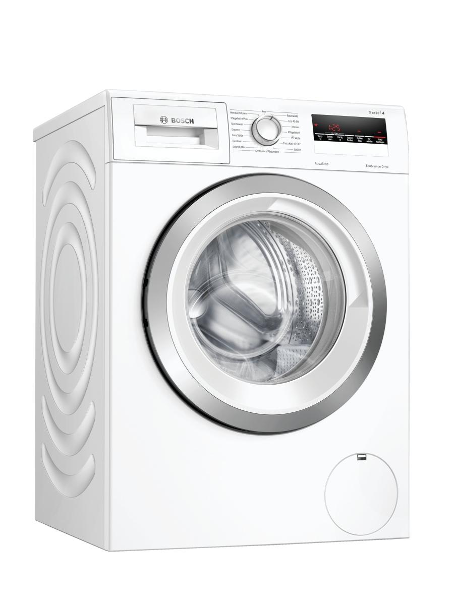 Bosch WAN28K00 Waschmaschine8 kg1400 U/minSpeedPerfectNachlegefunktionLED-Display
