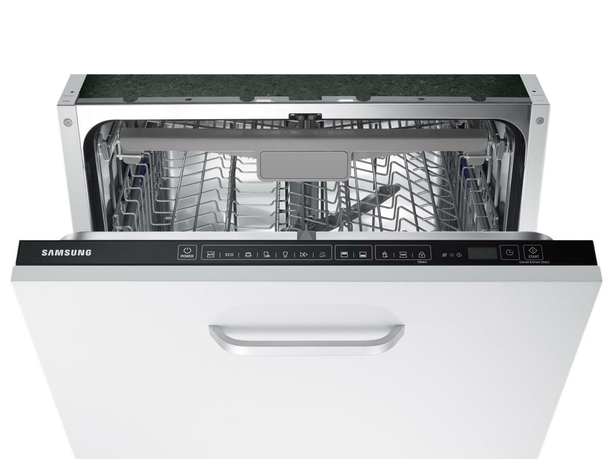 Samsung DW60M6031BB/EG Geschirrspüler vollintegrierbar 60 cmHygiene-Funktion