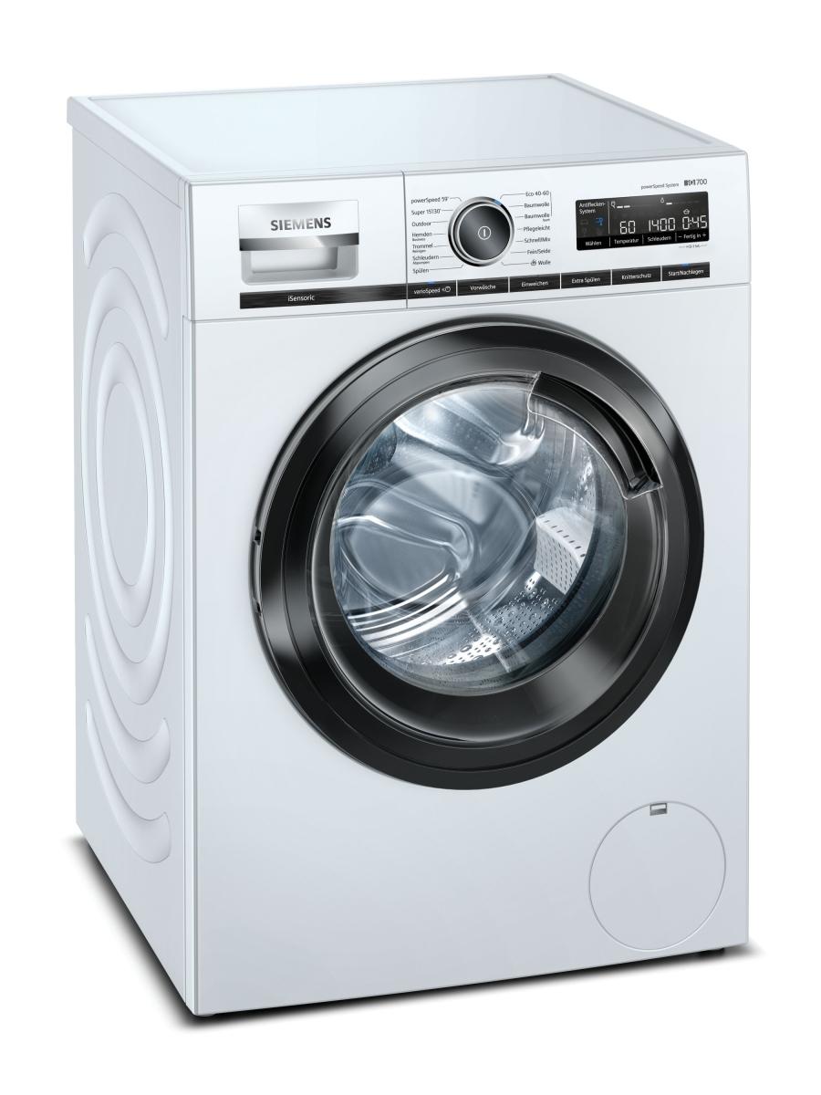 Siemens WM14VMA2 Waschmaschine Frontlader 9 kg 1400 U/min LED Display Trommelinnenbeleuchtung