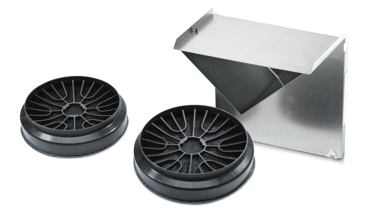 Bosch DHZ 5275Starterset für UmluftbetriebDunstabzugshauben-Zubehör