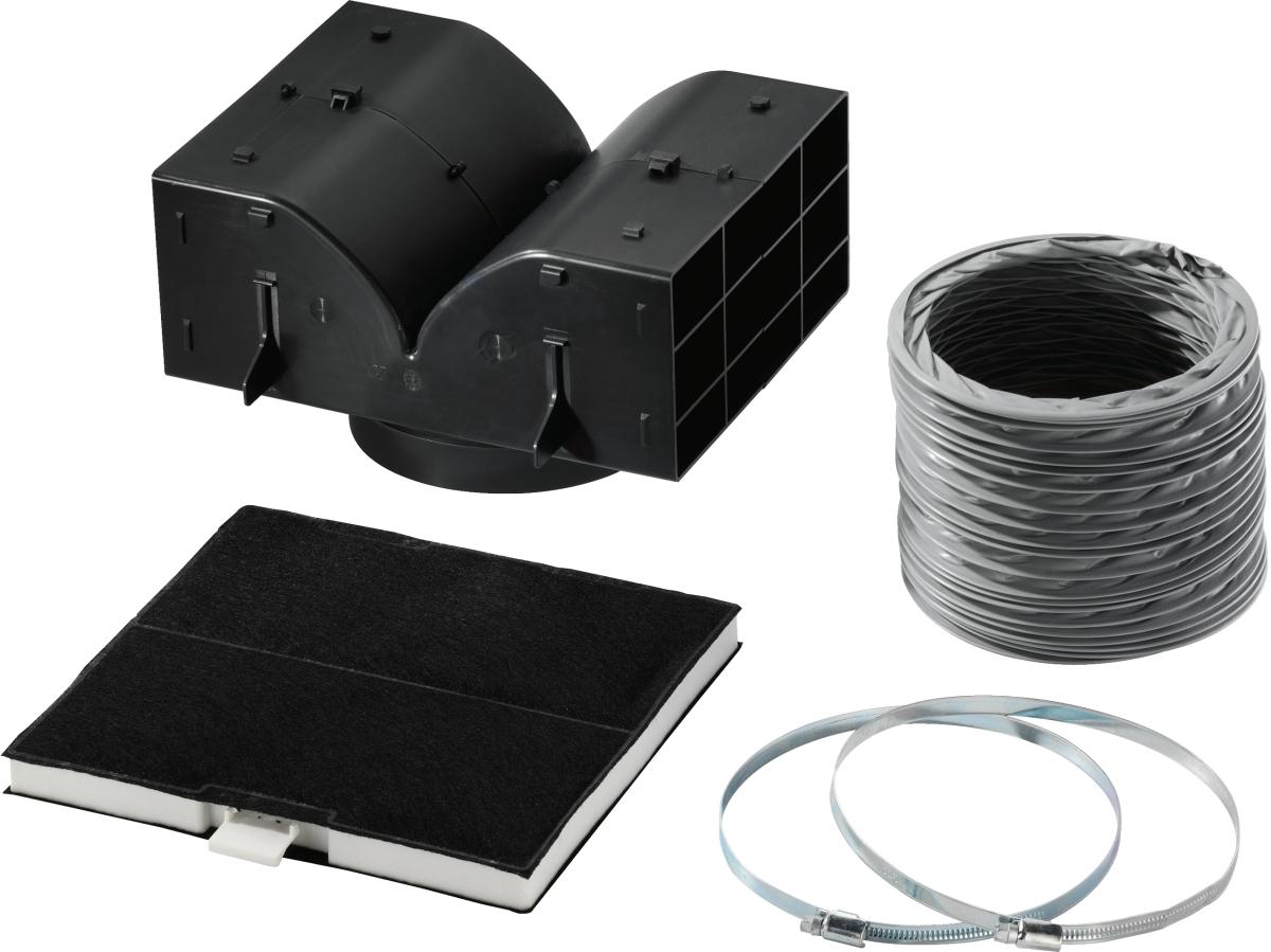 Bosch DHZ 5325 Starterset für UmluftbetriebDunstabzugshauben-Zubehör